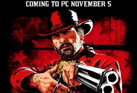 Χαράς ευαγγέλια για τους PC gamers! Το Red Dead Redemption 2 ανακοινώθηκε για PC!