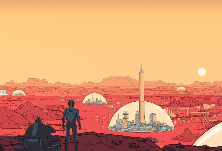 Κατεβάστε ΔΩΡΕΑΝ το Surviving Mars από το Epic Games Store!