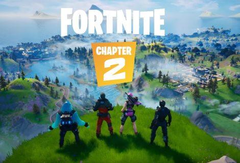 Fortnite… H επιστροφή! Όλες οι αλλαγές του Chapter 2 - Season 1!