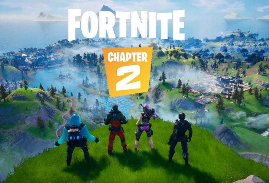 Fortnite… H επιστροφή! Όλες οι αλλαγές του Chapter 2 – Season 1!