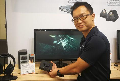 Συνέντευξη με τον Edwin Ong: «30 χρόνια πρωτοπορίας & καινοτομίας για την Creative και την Sound Blaster»!