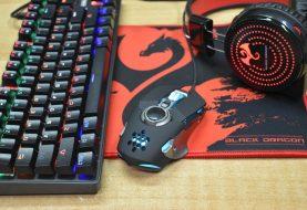 Black Dragon 4 in 1 Gaming Starter Kit Review (G901): «Τι άλλο παραπάνω να ζητήσει ο ψαγμένος gamer»;