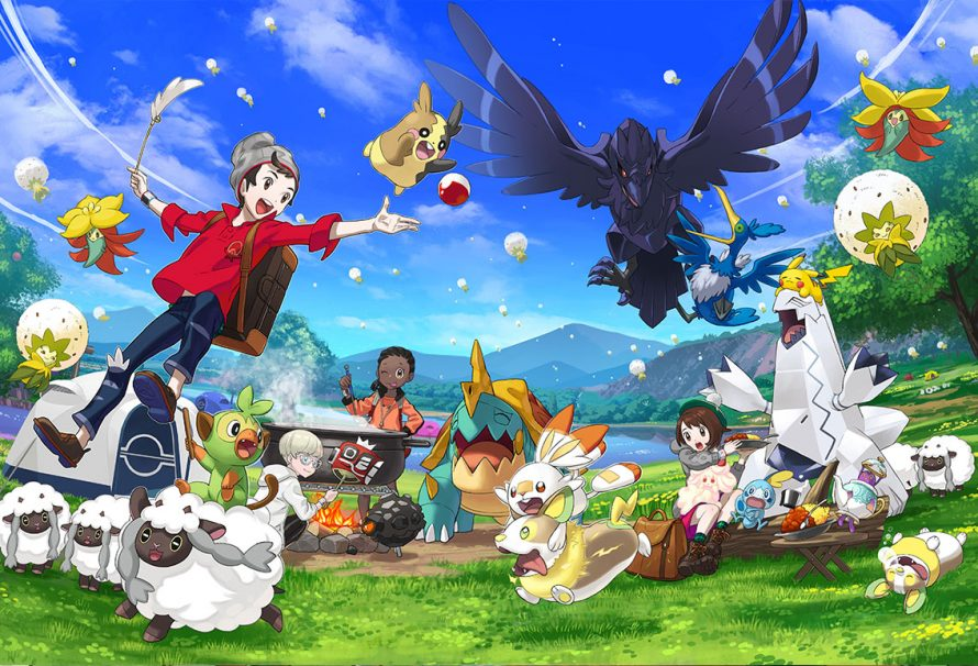 Pokemon Sword/Shield Review