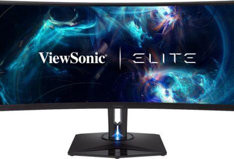 Οι νέες οθόνες Viewsonic Elite προσφέρουν gaming υψηλών επιδόσεων!