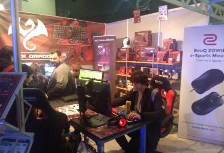 Η Conceptum Α.Ε. κλέβει την παράσταση στο Gameathlon 2020 Winter Εdition με τα gaming brands της!