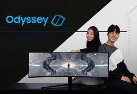 Η Samsung Παρουσιάζει στη CES 2020 τη Νέα Σειρά Odyssey Gaming Monitor!