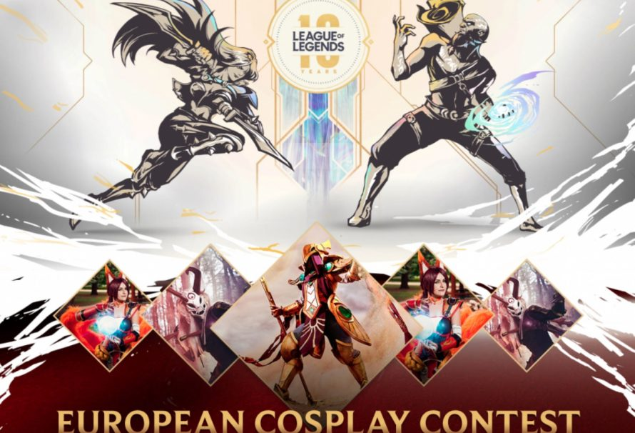 League of Legends: Ευρωπαϊκός Διαγωνισμός Cosplay στην Πολωνία!