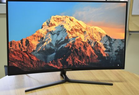 Viewsonic VX3258-2KC-MHD Gaming Monitor Review: «Curved gaming beauty»!