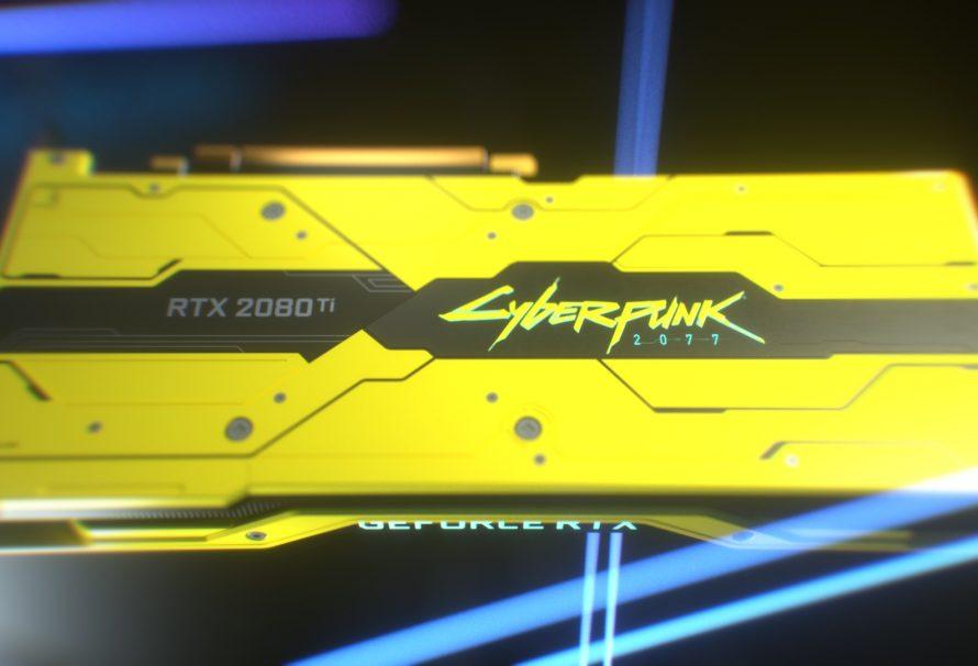 """Η ΥΠΕΡΣΠΑΝΙΑ GeForce RTX 2080 Ti """"Cyberpunk 2077 Edition"""" είναι σκέτη τρέλα… αλλά δεν πωλείται!"""