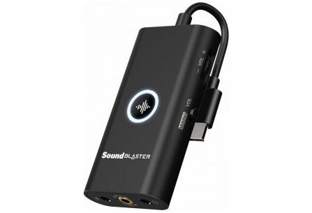 Αποτελέσματα Διαγωνισμού για την Sound Blaster G3 της Creative!