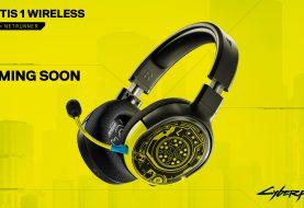 Η Limited-Edition Cyberpunk 2077 Headset Collection της SteelSeries είναι έπος και σε μεταφέρει στη Night City!