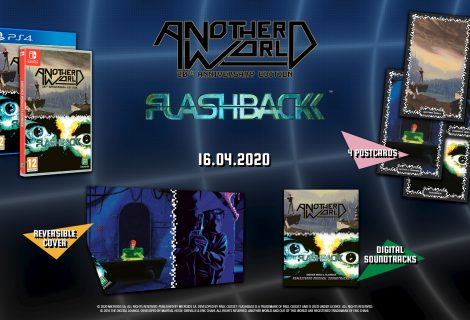 Another World και Flashback δύο αγαπημένα retro cult classics επέστρεψαν!