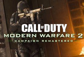 Call of Duty: Modern Warfare 2 Campaign Remastered είναι διαθέσιμο στο PS4 και ετοιματείτε για πολύ λιώσιμο!