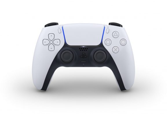 Ladies and gents... ιδού το DualSense, το χειριστήριο του PlayStation 5!