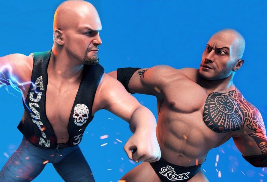 Στροφή 180 μοιρών για την 2Κ, με το WWE 2K Battlegrounds!