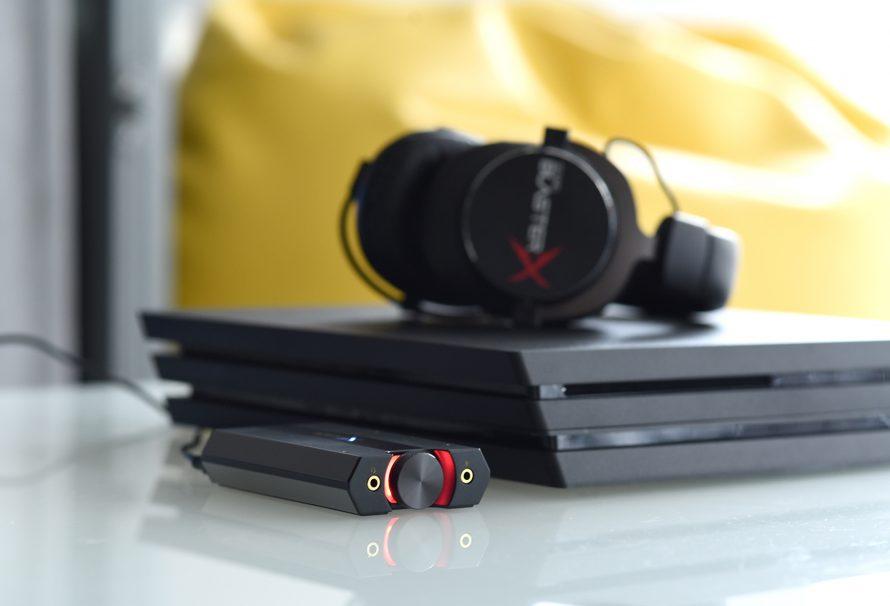 Η εκπληκτική Sound BlasterX G6 επαναλανσάρεται και ολοκληρώνει την εμπειρία gaming στις κονσόλες!