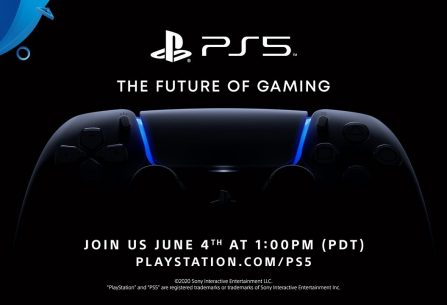 Get ready γιατί η 4η Ιουνίου θα είναι η PlayStation 5 day!