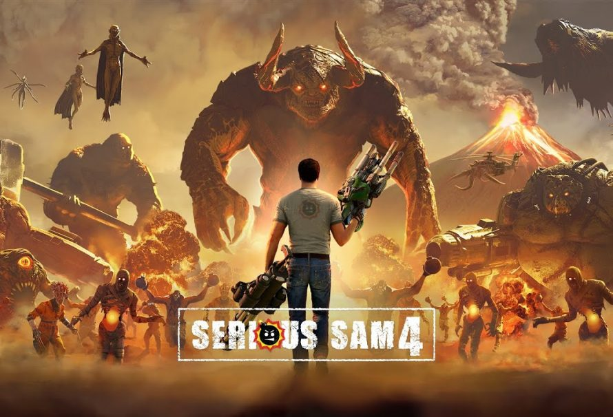 O Serious Sam, ο πιο παλαβός ήρωας επιστρέφει! Ετοιμαστείτε για τρελά καφριλίκια!