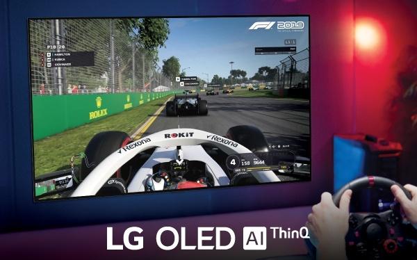 "H LG προσφέρει καθηλωτική εμπειρία gaming με την LG OLED 55"" και δώρο μία pre-paid κάρτα αξίας €100!"