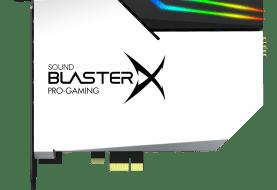Sound BlasterX AE-5 Plus Pure Edition, ένα γοητευτικό θέαμα ήχου, φωτός και χρώματος!