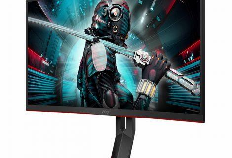 Nok-Shop.gr: Αποκτήστε τo εκπληκτικό AOC CQ27G2U gaming monitor σε τιμή πρόκληση!