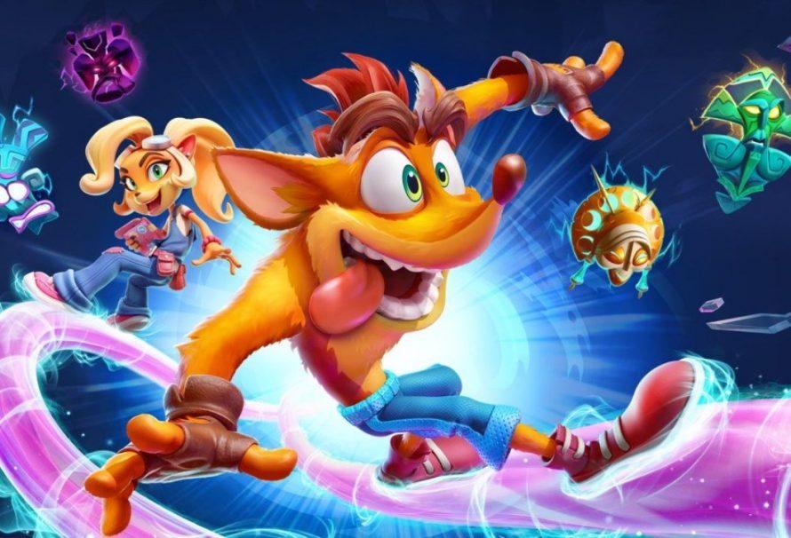 Ανακοινώθηκε το Crash Bandicoot 4 και Hell… it was about time!
