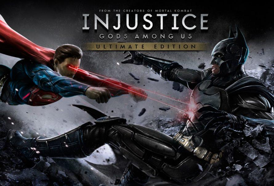 ΔΩΡΕΑΝ το Injustice: Gods Among Us Ultimate Edition και είναι μέχρι αύριο 25/6!