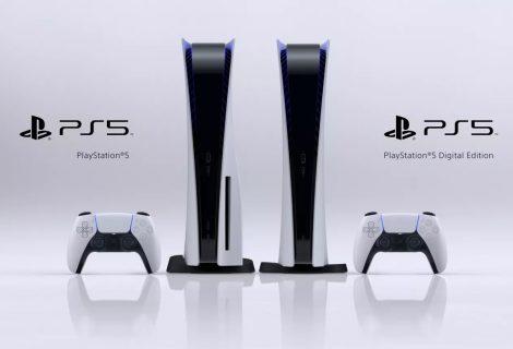 Έσκασε!!! To PlayStation 5 κυκλοφορεί στις 19 Νοεμβρίου με τιμή στα 499 ευρώ!