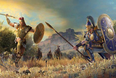 Δωρεάν το Total War: Troy την 1η μέρα της κυκλοφορίας του στο Epic Games Store και θα γίνει... πανικός!