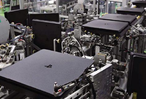 Rise of the Robots! Στο αυτοματοποιημένο εργοστάσιο της Sony κατασκευάζεται ένα PlayStation 4 κάθε… 30 δευτερόλεπτα από ρομπότ!