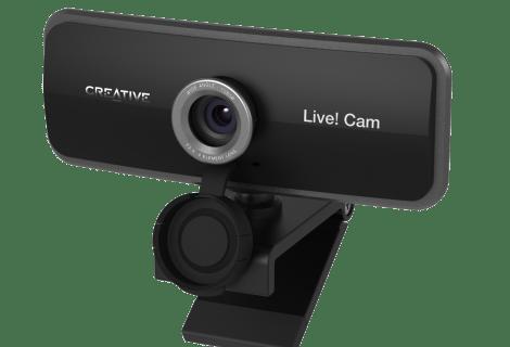 "Creative Live! Cam Sync 1080p: ""Η web cam που θα κάνει τα game streams σας... απόλαυση""!"