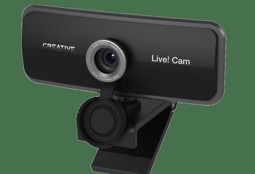 "Creative Live! Cam Sync 1080p: ""Η web cam που θα κάνει τα game streams σας… απόλαυση""!"