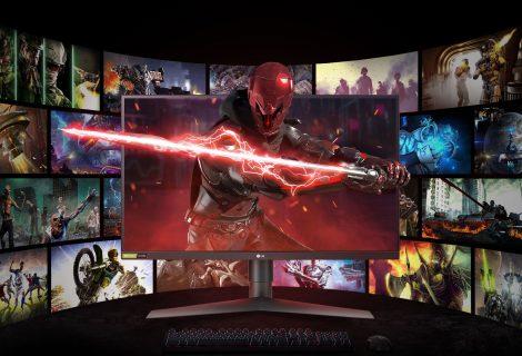 Το νέο line-up από τα gaming monitors της LG που θα λατρέψουν οι gamers!