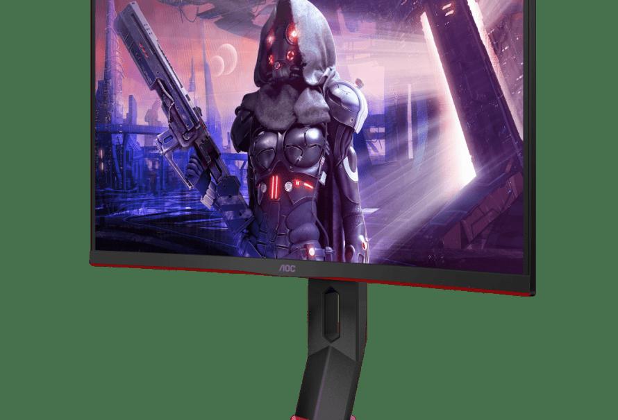 Η AOC ανακοινώνει τέσσερις νέες gaming οθόνες με 165Hz και 1500R καμπυλότητα!