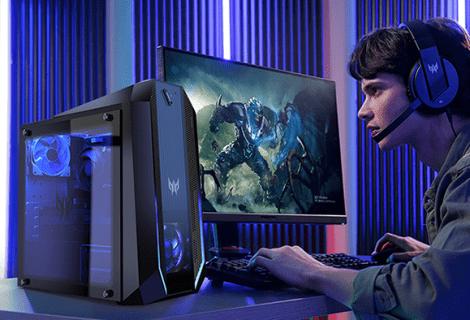 Η Acer ανακοινώνει την ενίσχυση των desktop Predator Orion με τη νέα σειρά GPU NVIDIA GeForce RTX 30!