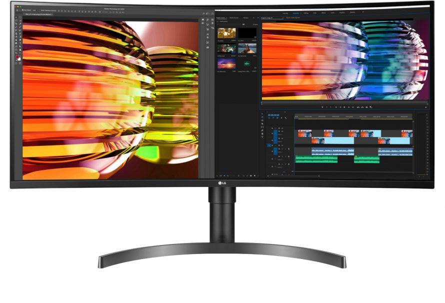 Δείτε περισσότερα και δημιουργήστε καλύτερα με το νέο UltraWide QHD monitor 35'' της LG!