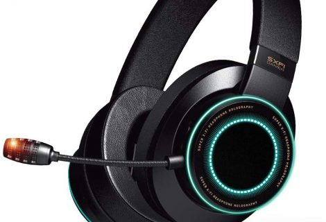 "Creative SXFI Gamer Review: ""Gaming headset ""όνειρο"" για τους φανατικούς gamers""!"
