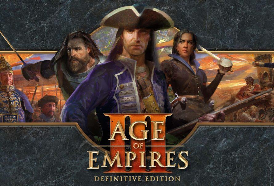 Back to the retro future! Κυκλοφόρησε το Age of Empires III: Definitive Edition!
