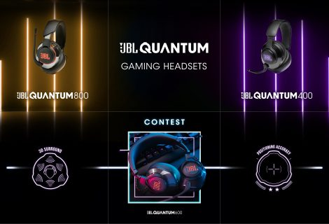 """Sound is Survival"": Η νέα σειρά JBL Quantum έφτασε κι ετοιμαστείτε για επικές μάχες!"