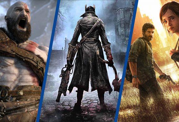 Τα 10 top «Must-Have» exclusive Games για το PlayStation 4!