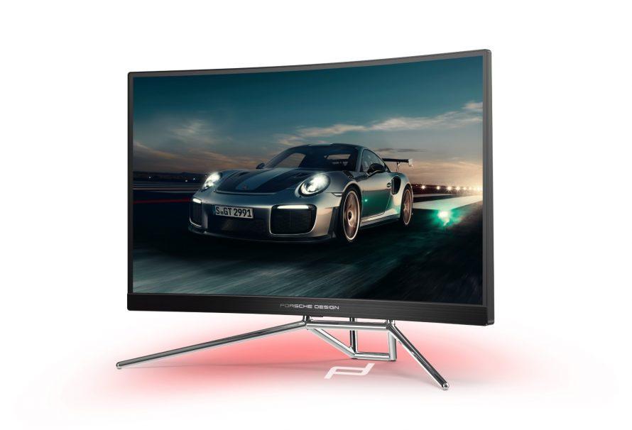 Porsche Design και AOC ενώνουν τις δυνάμεις τους, στο πιο stylish gaming monitor… ever!