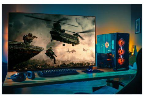 """Η νέα OLED CX48 της LG, είναι μια TV """"όνειρο"""" για κάθε gamer!"""