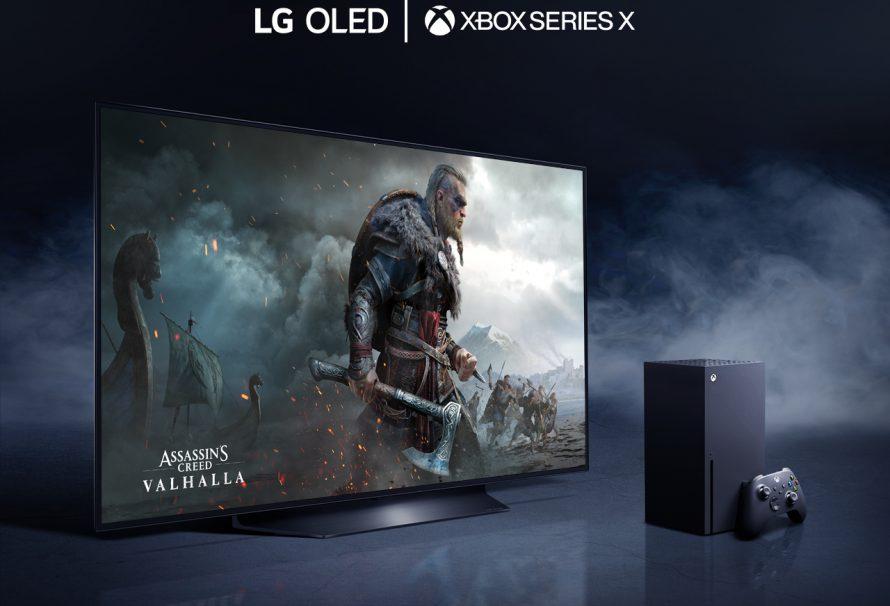 LG OLED TV και Xbox Series X – Μια δυνατή συνεργασία!