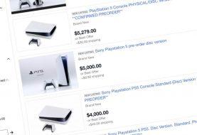 PlayStation 5: Οι scalpers κάνουν… πάρτι και δεν υπάρχει PS5 ούτε για δείγμα!