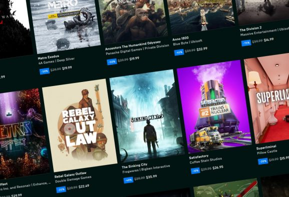 "Free games στο Epic Games Store... κι όμως η Epic τα σκάει χοντρά για τα ""δωρεάν"" give-away της!"