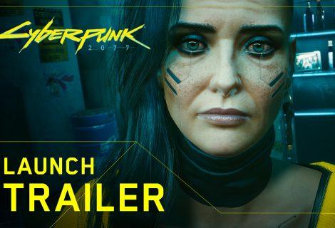 Δείτε το launch trailer του Cyberpunk 2077 και προετοιμαστείτε για το top game του 2020!