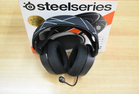 Steelseries Arctis 9 headset Review: «Υψηλή ποιότητα από ατόφιο... ατσάλι!