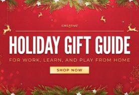 Φέτος τα Χριστούγεννα, σας περιμένουν μοναδικές δωρό-εκπλήξεις από τη Creative!