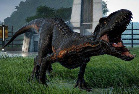 Free το Jurassic World Evolution στο Epic Games Store και... ξέρετε τι πρέπει να κάνετε!