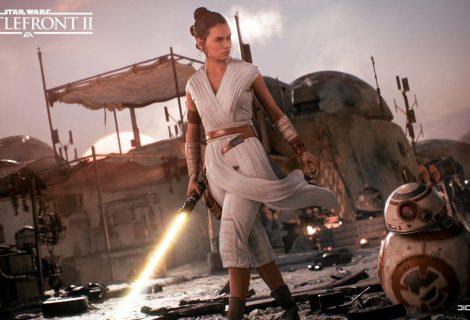 """Oι servers της EA... κατέρρευσαν, λόγω """"δωρεάν"""" Battlefront II!"""
